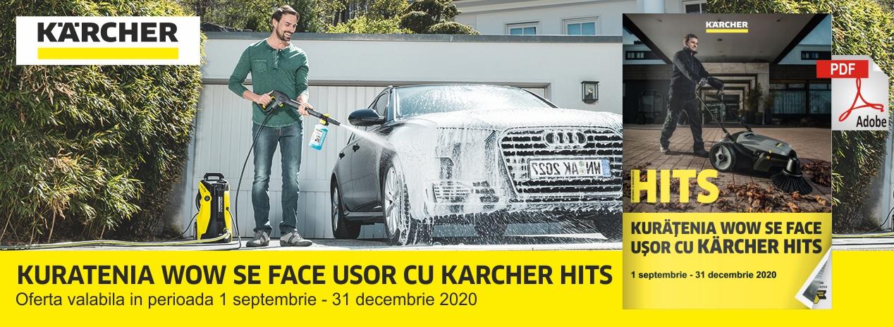 Karcher decembrie 2020