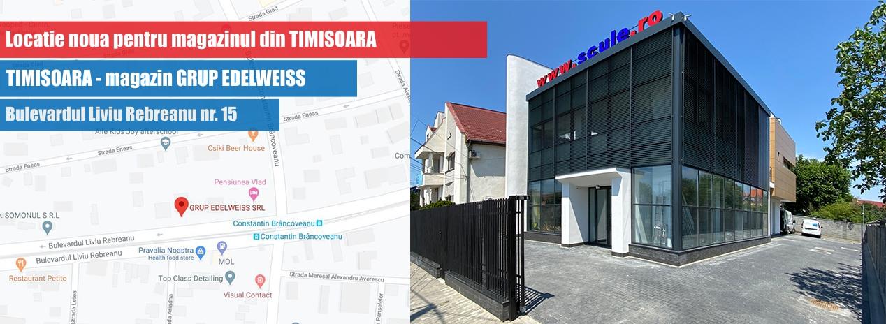 Magazin Timisoara