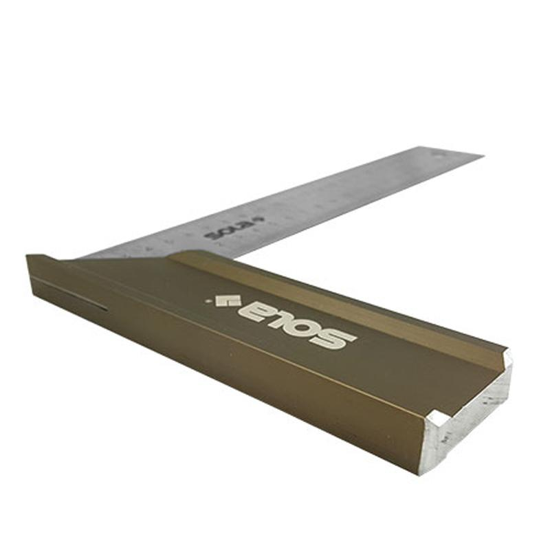 Echer dulgheri, otel de arc inoxidabil, 500mm, SRB500