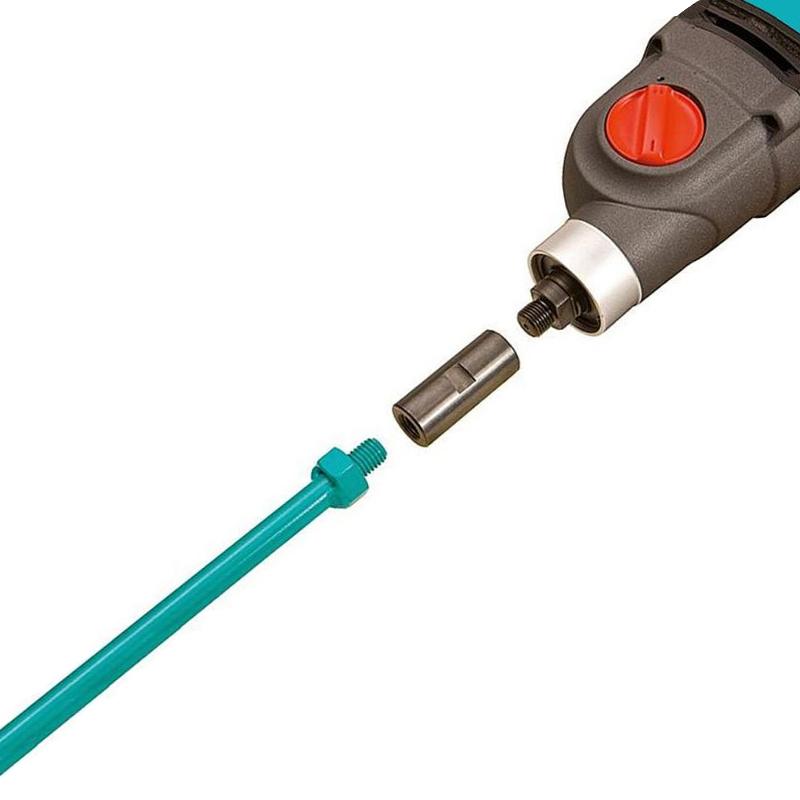 Adaptor pentru folosirea paletelor M14 in masini cu prindere Hexafix