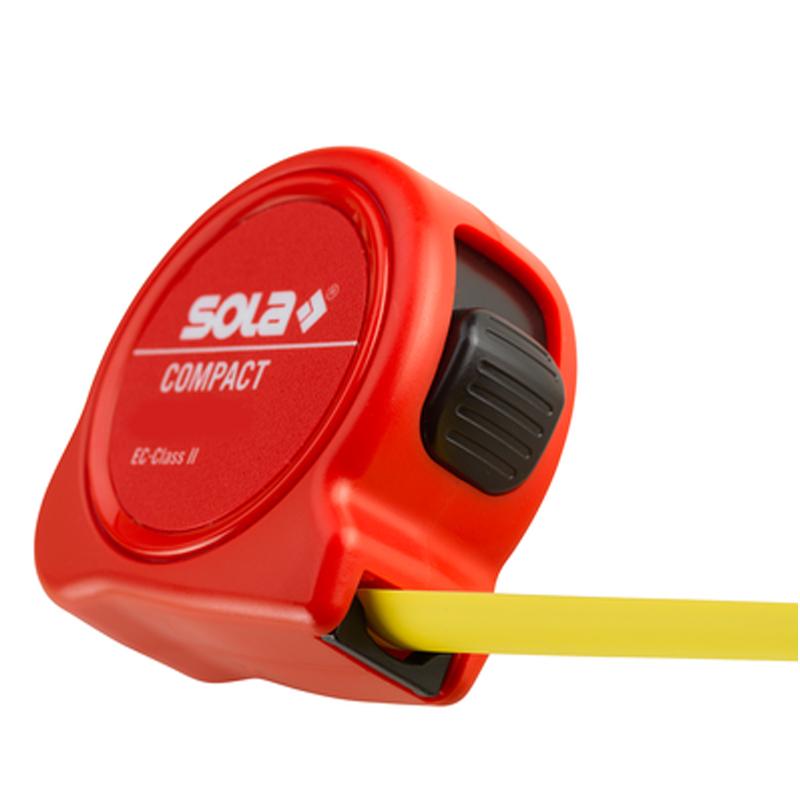 Ruleta SOLA COMPACT CO 3, 3m