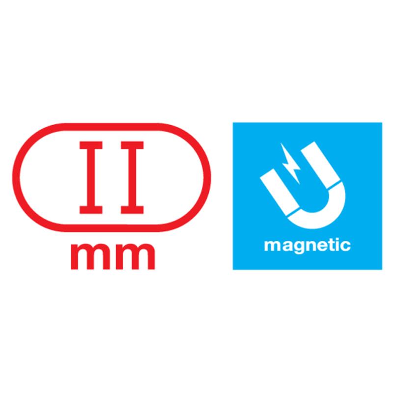 Ruleta magnetica SOLA COMPACT COM 8, 8m