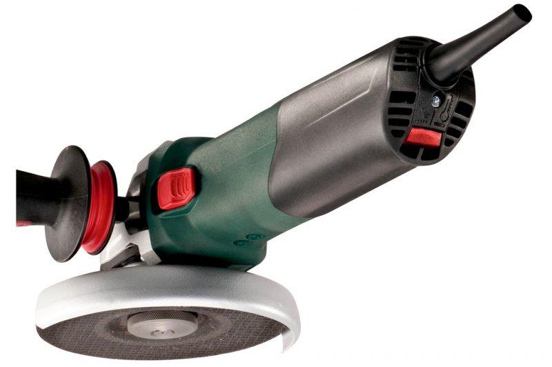 Polizor unghiular 125mm, 1250W tip WE 12-125 Quick