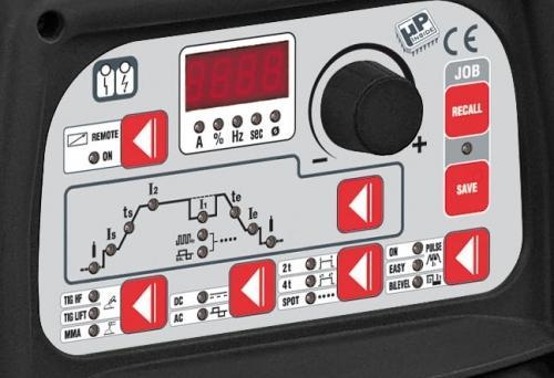 Invertor de sudura tip SUPERIOR TIG 251 DC-HF/LIFT VRD