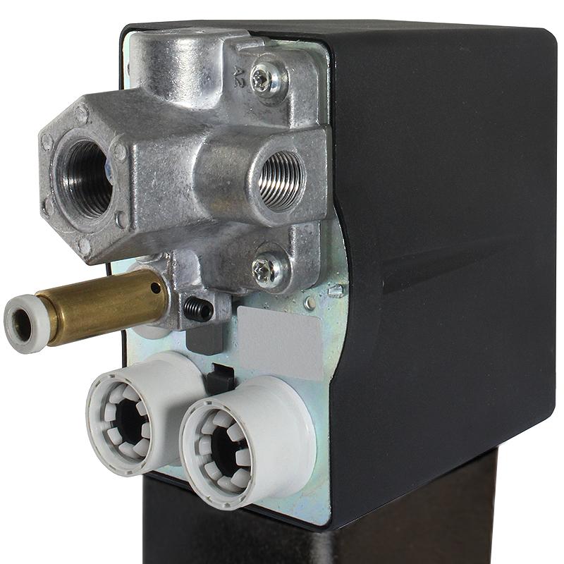 Presostat trifazat Condor MDR3 10A cu contor ore functionare