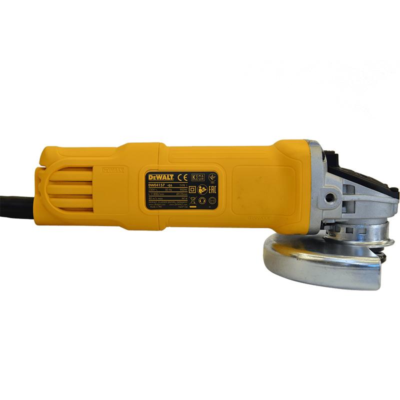 Polizor unghiular 125mm, 900W tip DWE4157-QS
