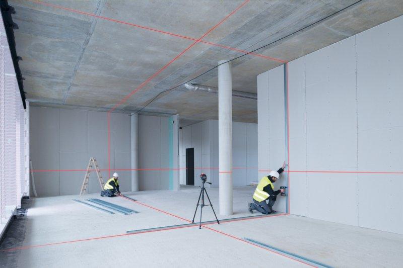 Nivela laser cu linii GLL 3-80