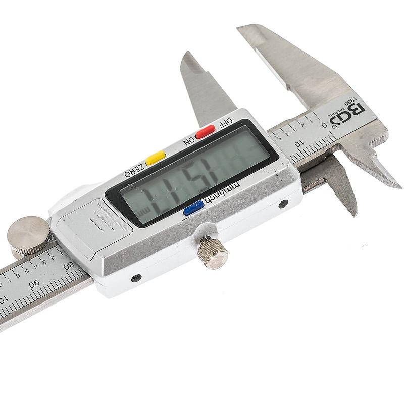 Subler electronic (digital) BGS, 0-150 mm