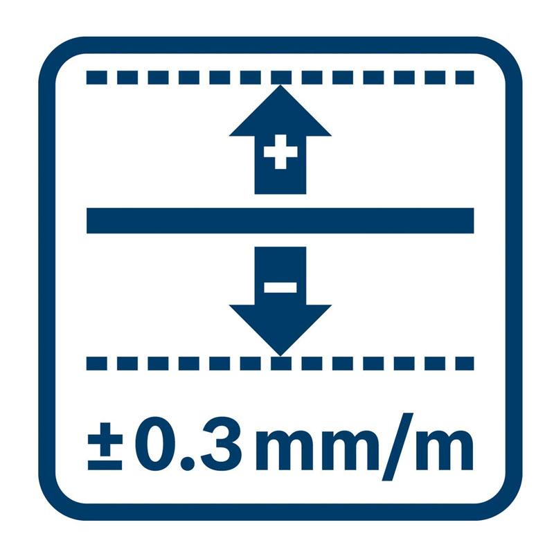 Nivela laser cu linii Bosch, tip GLL 2-10