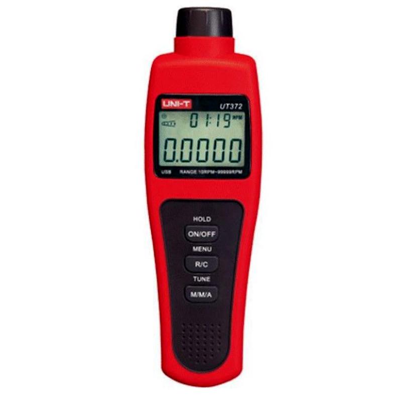 Tahometru cu interfata USB 10-99999 rpm, UT372