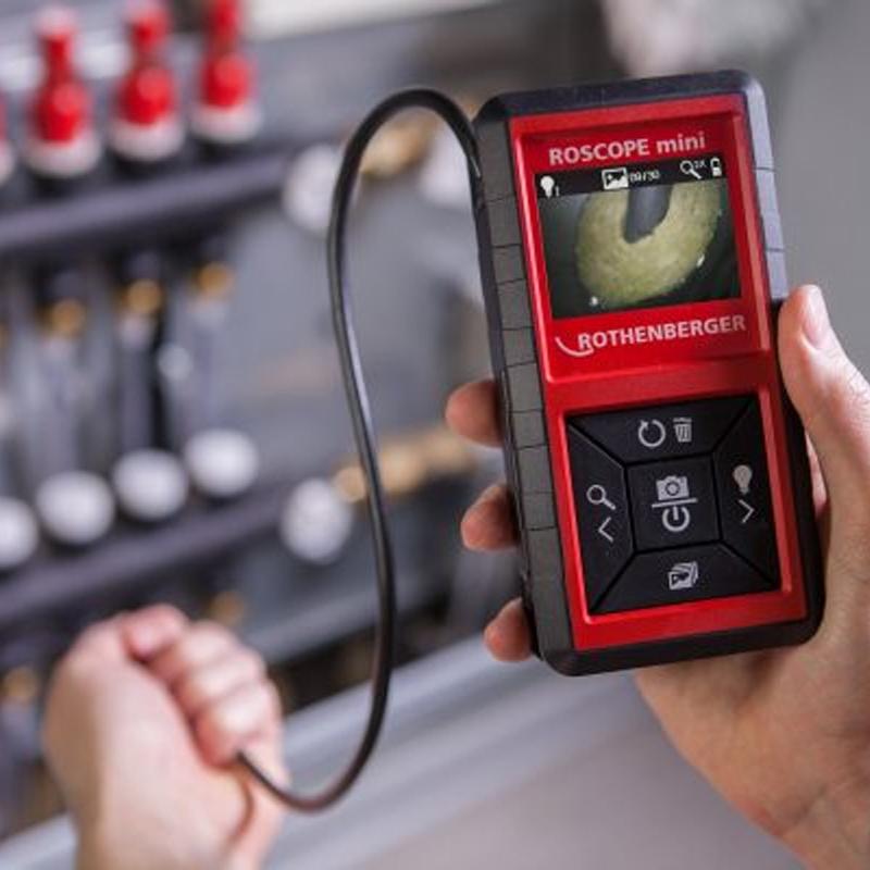 Mini camera de inspectie ROSCOPE MINI