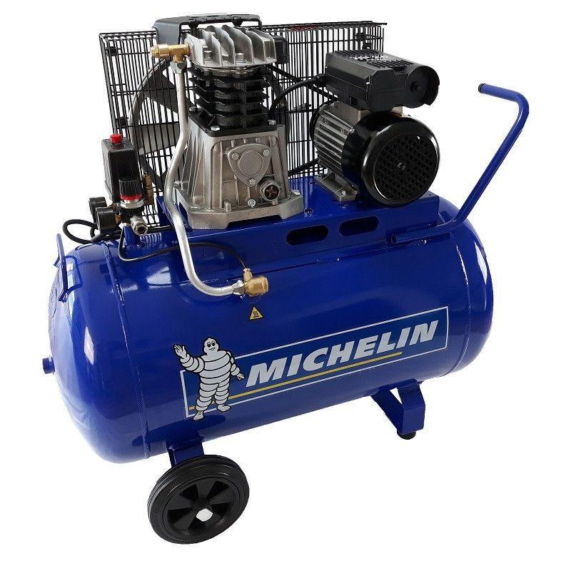 Compresor cu piston, profesional, MICHELIN MB100/348