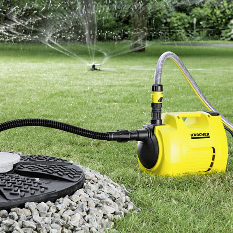 Pompa de gradina KARCHER BP 3 Garden Set Plus