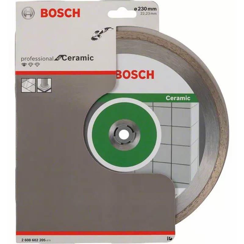 Disc diamantat pentru ceramica/gresie FPE EcoLine, 230 x 22,23