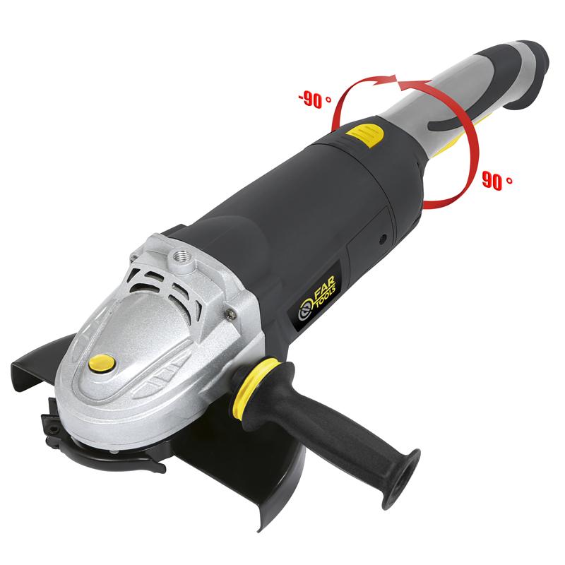 Polizor unghiular 230mm, 2400 W tip KL230D