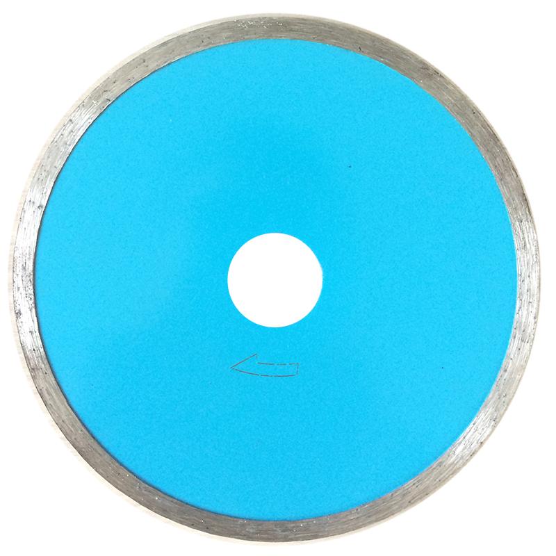 Disc diamantat pentru ceramica 125 x 22mm, CARLA SEC