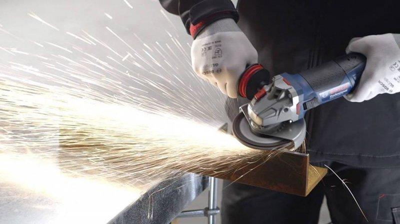 Polizor unghiular 125mm, 1700W tip GWS 17-125 CIE