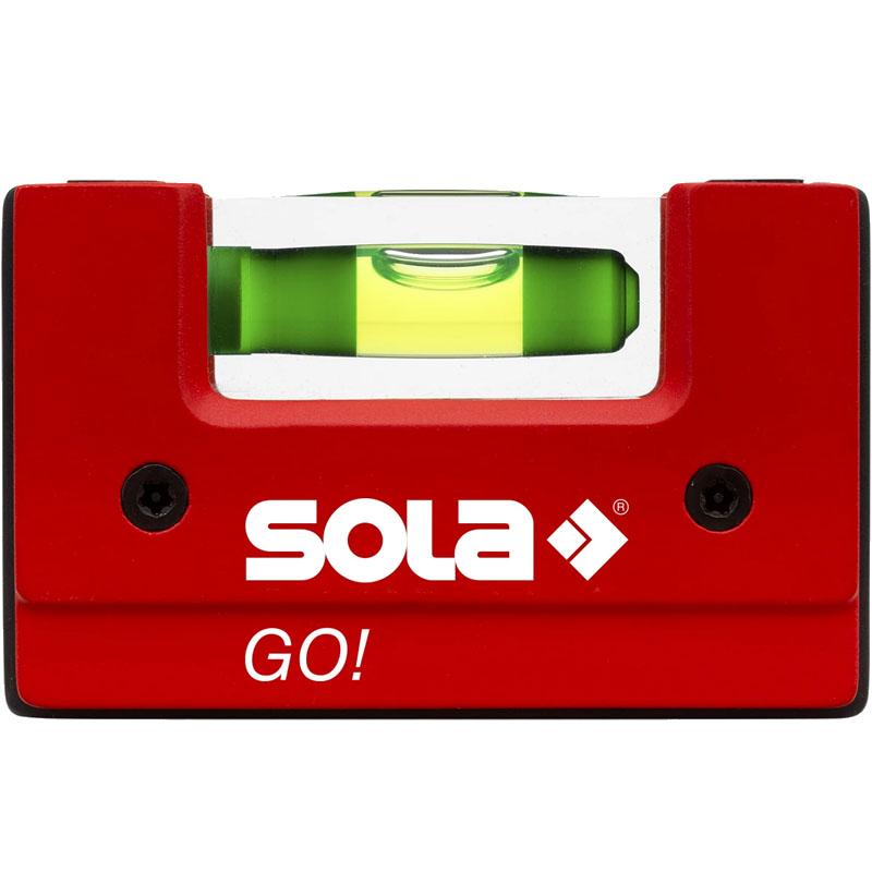 Nivela SOLA Compacta GO! 6.8cm