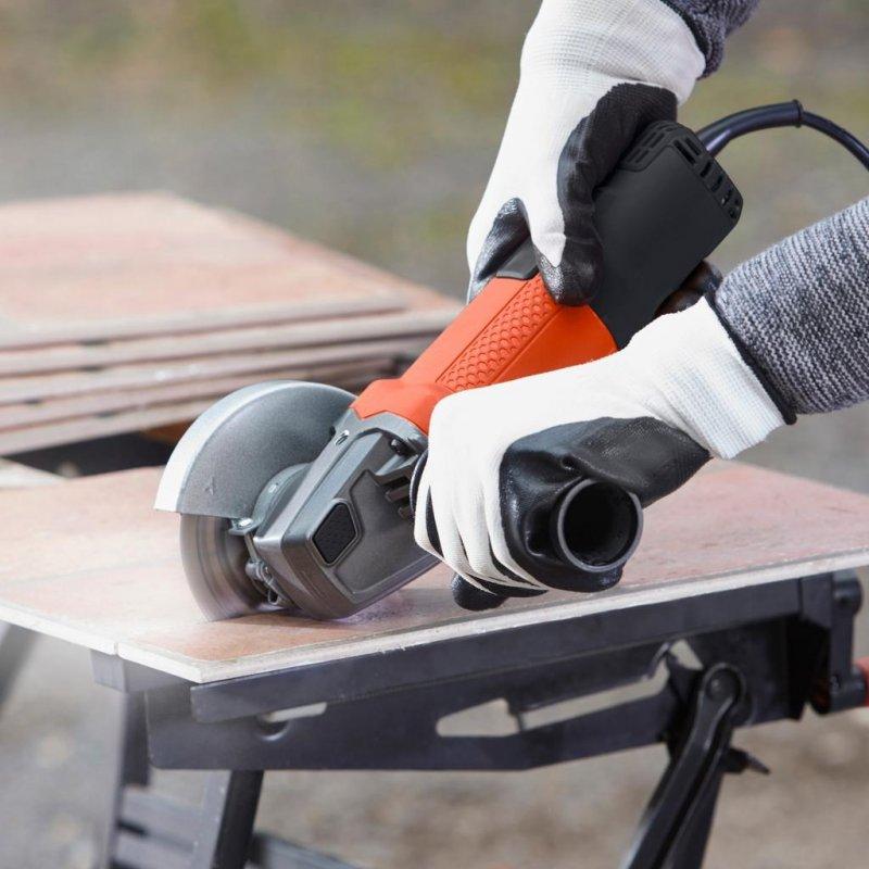 Polizor unghiular 115mm, 750W tip BEG110-QS