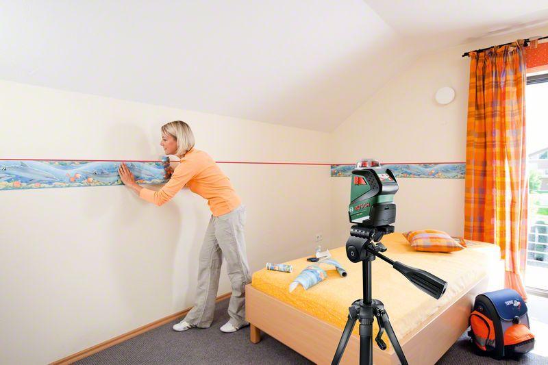 Nivela laser cu linii PLL 360 - SET