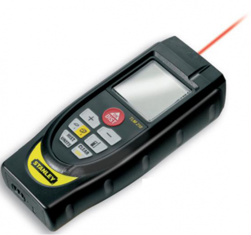Telemetru cu laser STANLEY, TLM210