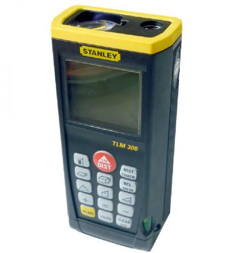Telemetru cu laser STANLEY, TLM300