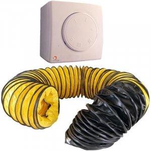 Accesorii pentru ventilatoare