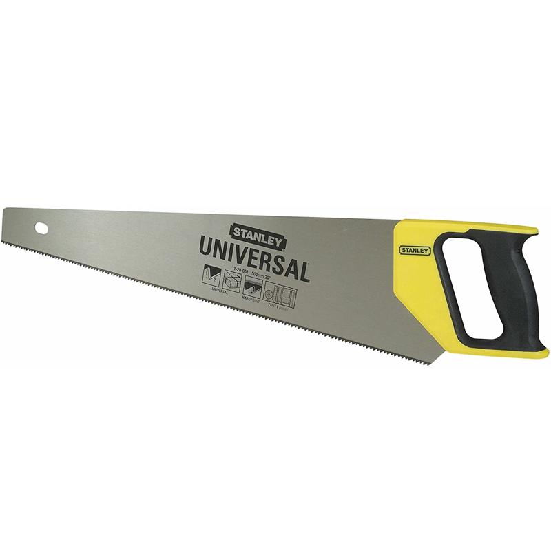 Fierastrau universal HARDPOINT 500mm