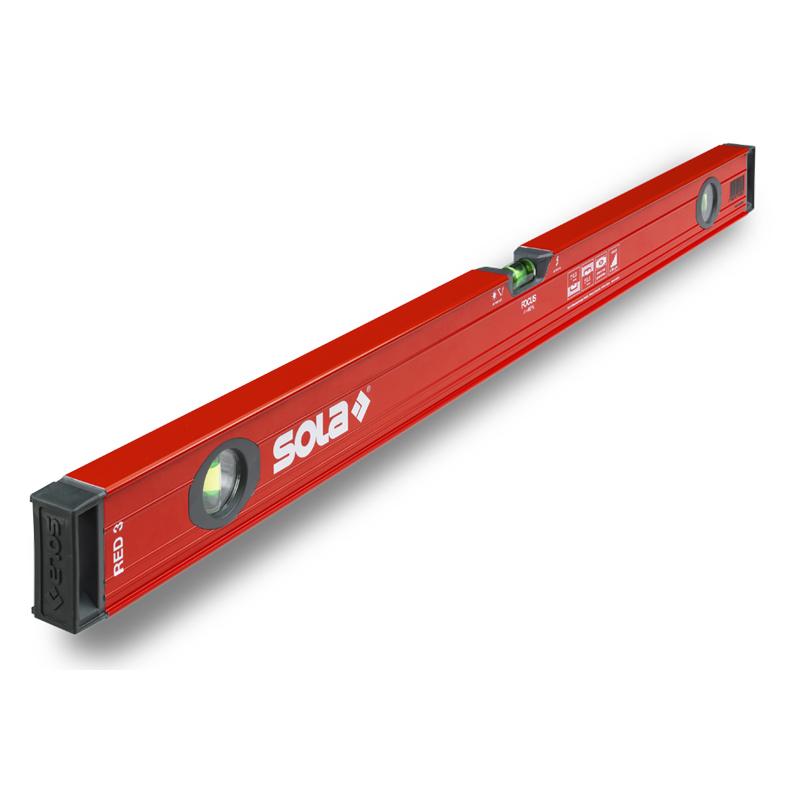 Nivela SOLA RED 3, 100cm