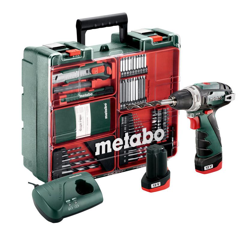 Masina de gaurit POWER MAX BASIC MOBILE WORK SHOP