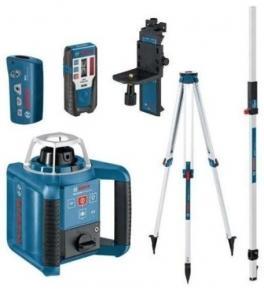 Nivela laser rotativa tip GRL 300 HV SET+BT170+GR240