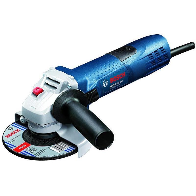 Polizor unghiular 115mm, 720W tip GWS 7-115 E