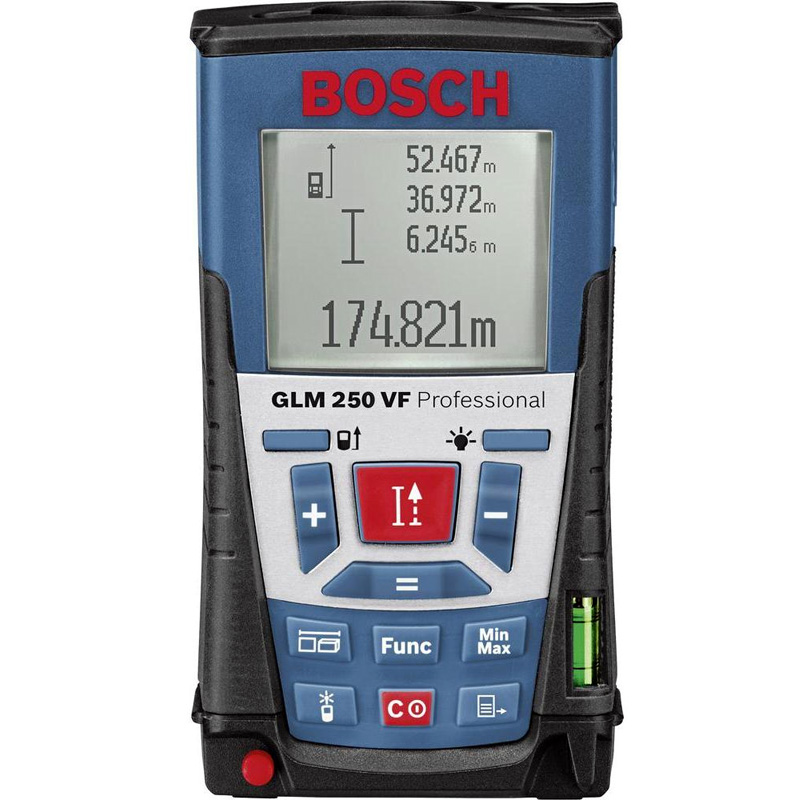Telemetru laser GLM 250 VF
