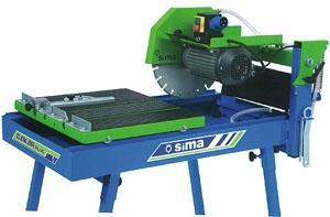 Masina de taiat materiale de constructii tip DAKAR PLUS