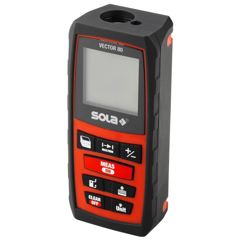 Telemetru laser VECTOR 80