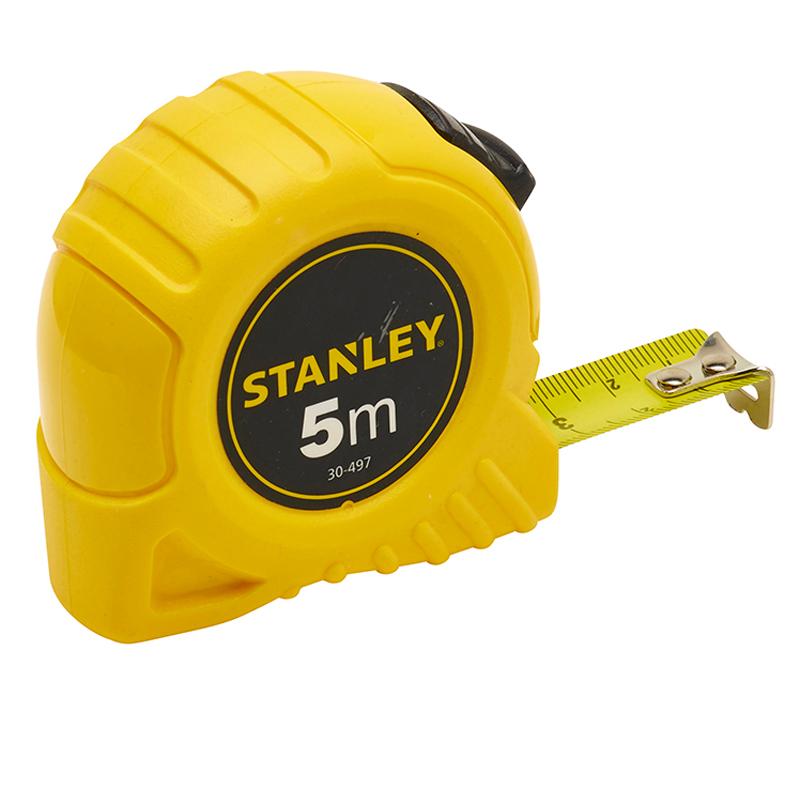Ruleta STANLEY clasica, blister 5m