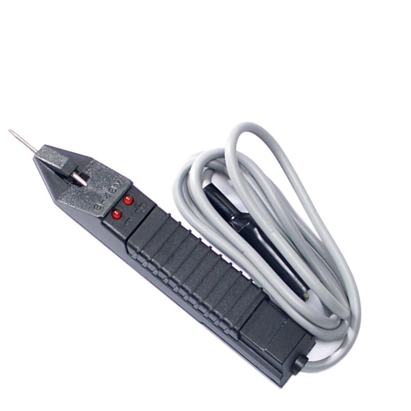 Tester tensiune 3-48 Volt cu LED