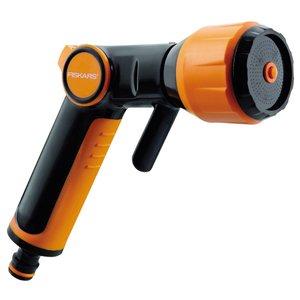 Pistol stropire tip multijet FISKARS, cu mâner confortabil SoftGrip™