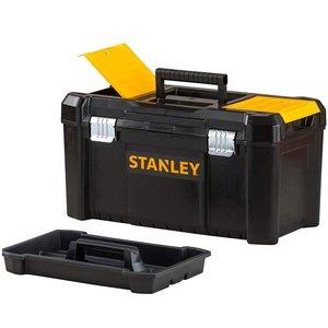 Cutie pentru scule Stanley 508 mm, incuietori metalice, dimensiuni 48.2 x 25.4 x 25 cm