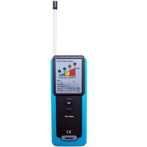 Tester electronic pentru lichid de frana