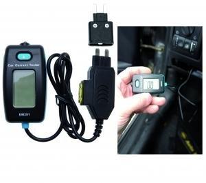Ampermetru (tester) digital pentru sigurante auto, tip BG-63520