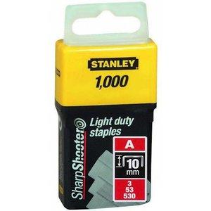 Pachet 1000 capse tapiterie TIP A 11.3x0.75x10mm