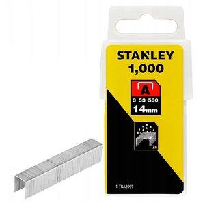 Pachet 1000 capse tapiterie TIP A 11.3x0.75x14mm