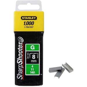 Pachet 1000 capse tapiterie TIPG 10.6x1.25x8mm