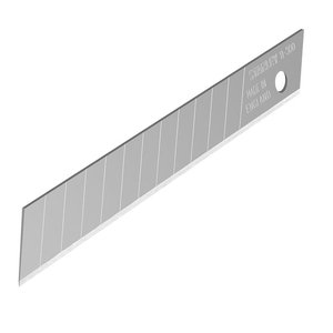 Lama cutit/cutter fractionabila 9mm