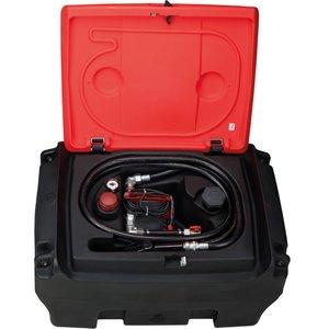 Rezervor mobil 400l cu pompa de motorina 220V tip TM400/230-Z