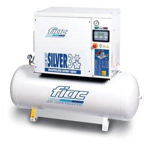 Compresor cu surub tip NEW SILVER 3/200, 8 bar