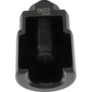 Extractor pivoti, 62 mm, pentru masini de insurubat cu impact