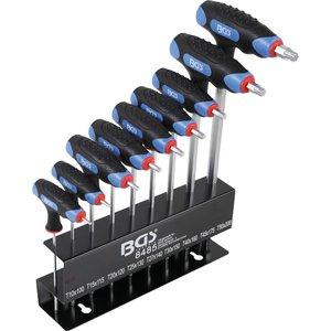 Set 8 chei torx maner T, T10 - T50
