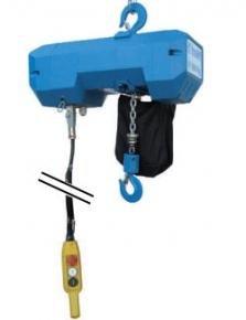 Palan electric cu lant tip Tralift TE1000/3m